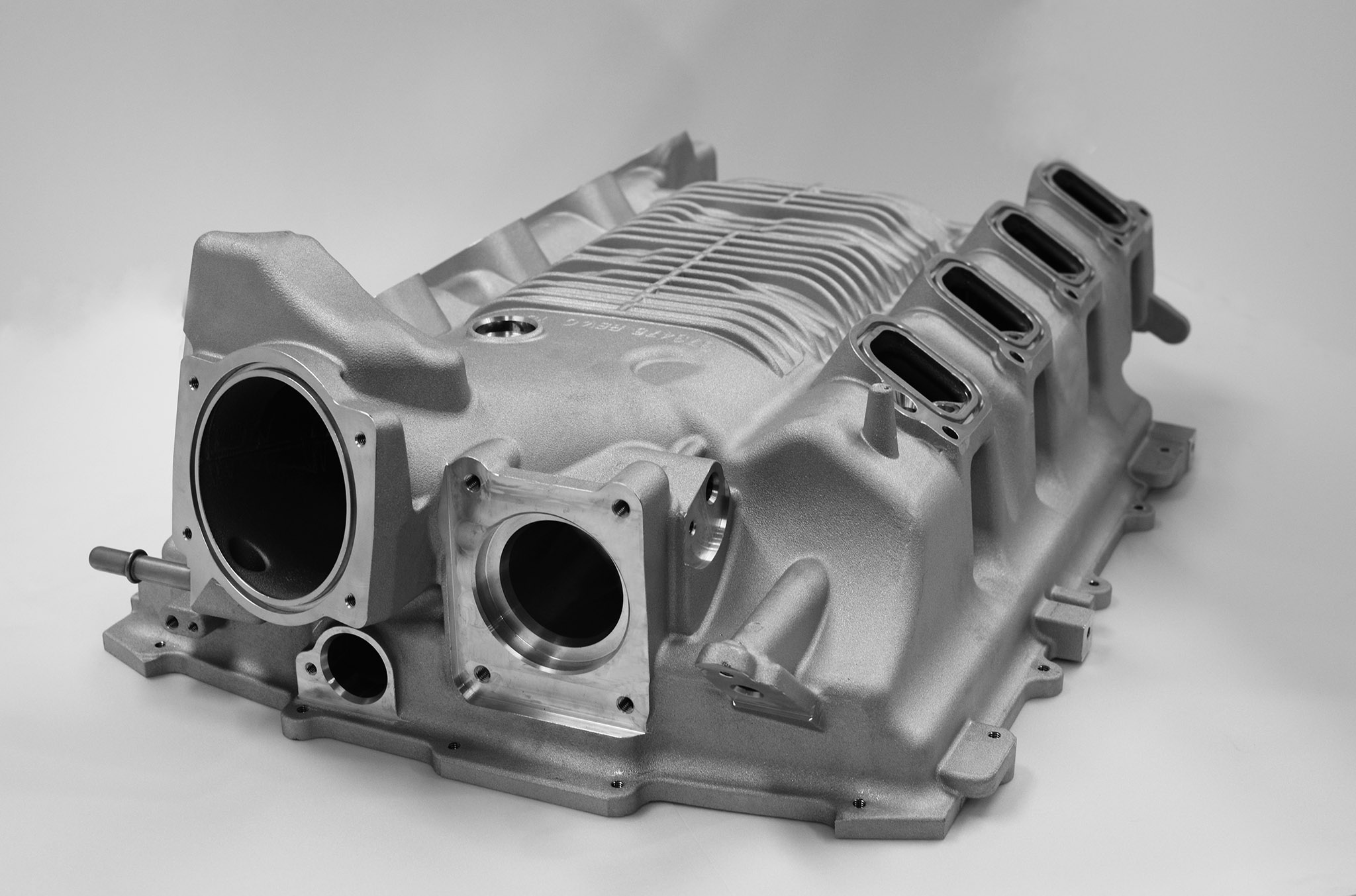 Supercharger Housing